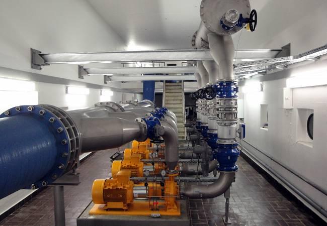 Pumpen HB Zobelberg