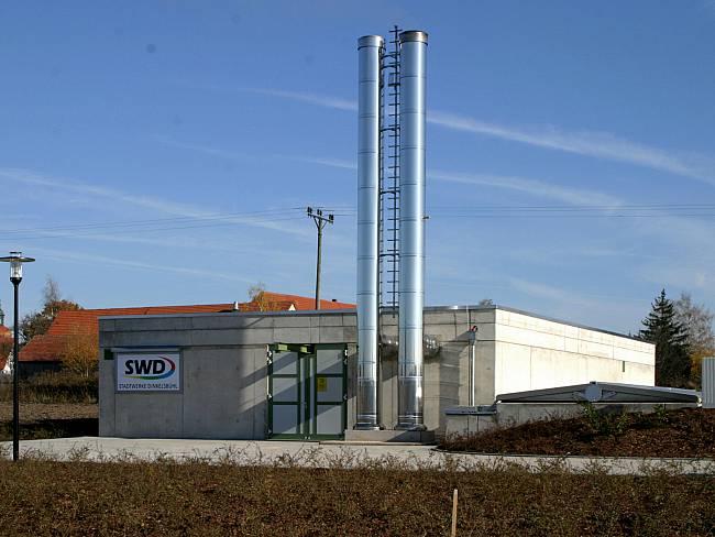 Heizkraftwerk Dinkelsbühl